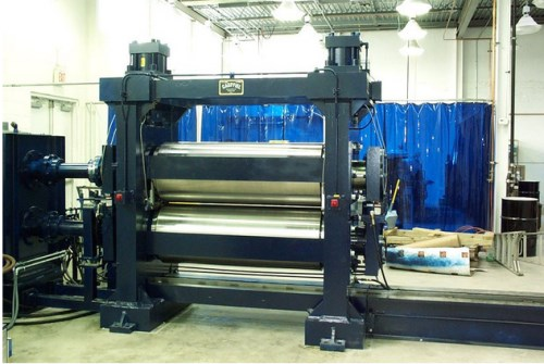 Compacting Rolling Mill