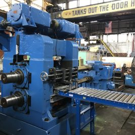 Remanufactured 2 High Rolling Mill For Exotic Alloys