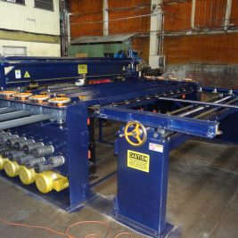 """New 120″ Wide x ½"""" Thick Edging Line"""